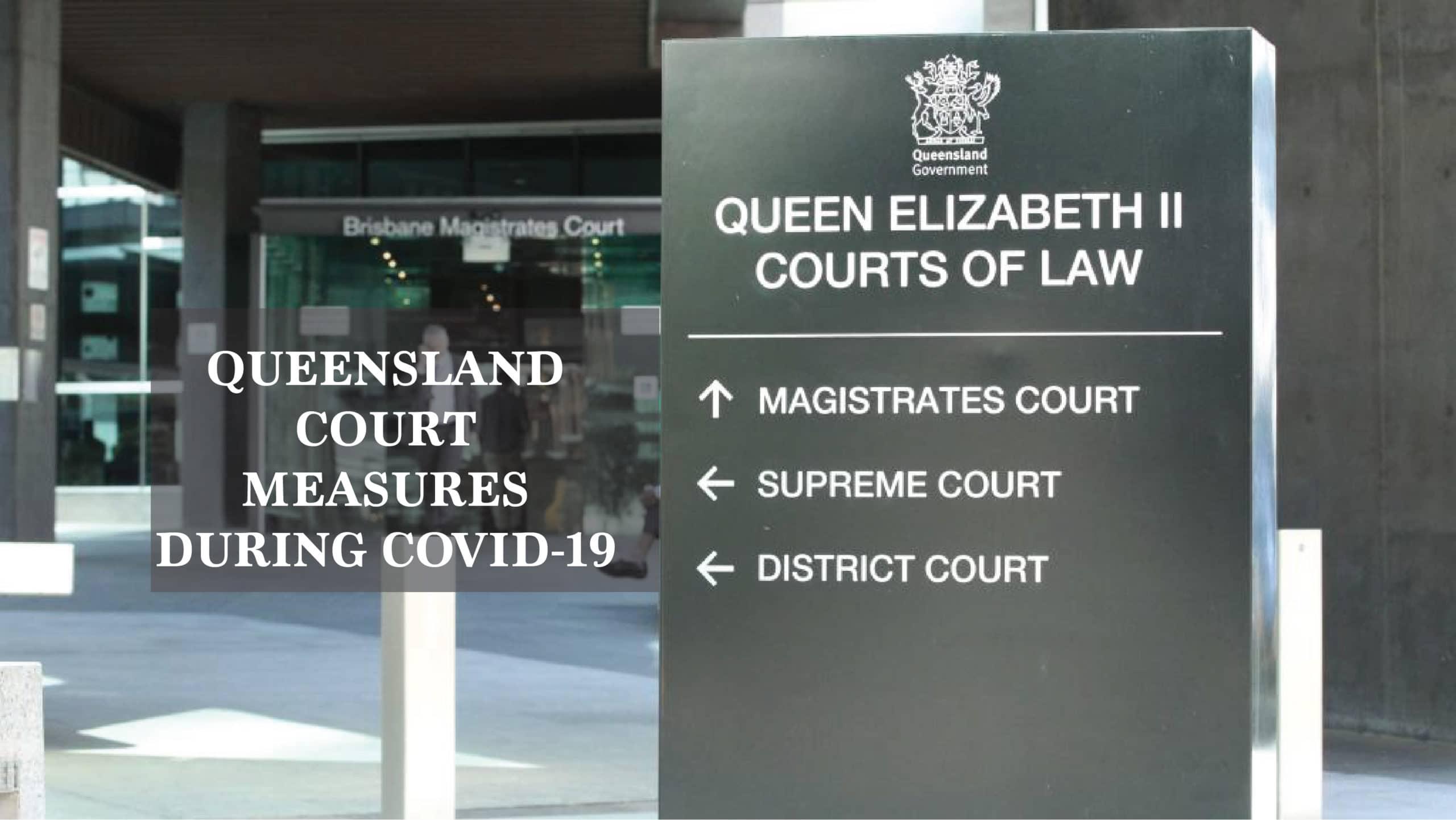 Queensland Courts 1