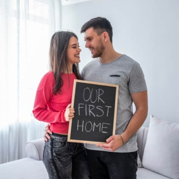 First home purchase contract review